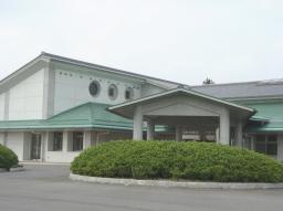 保健福祉センター外観