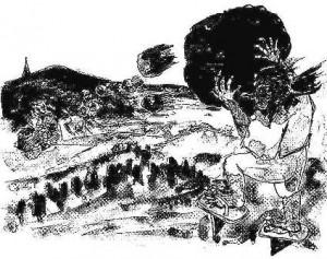 tengunokenka