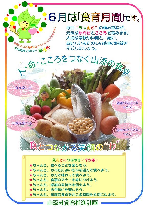 食育ポスター